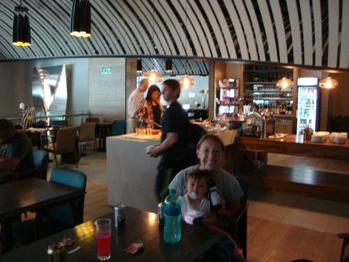 Servisair Lounge, Cape Town