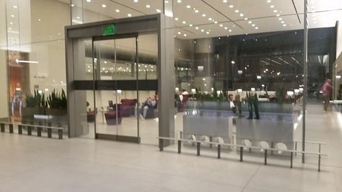 Qatar Airways Business Lounge - Doha