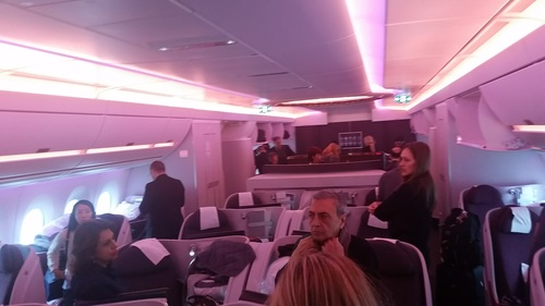 Qatar Airways - Business Class DOH > JFK