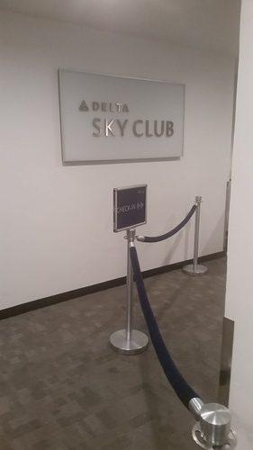 Delta Skyclub - JFK