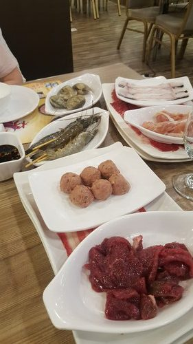 Hong Kong - Hotpot Dinner