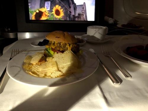 CX 807 - Burger