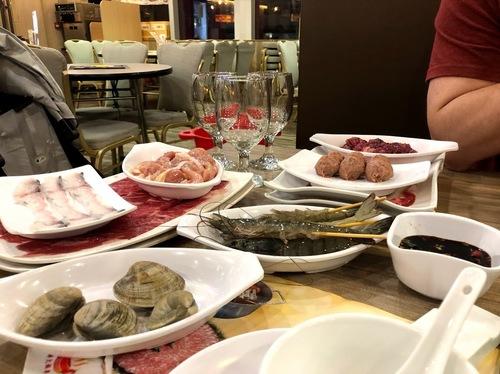 Hong Kong Hotpot Dinner